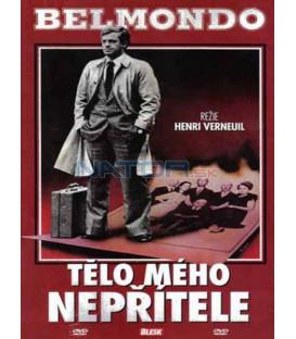 TĚLO MÉHO NEPŘÍTELE (Le corps de mon ennemi) DVD