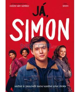 Já, Simon 2018 (Love, Simon) DVD (SK OBAL)