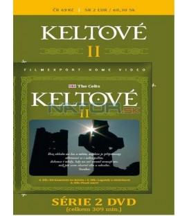Keltové II (The Celts) DVD