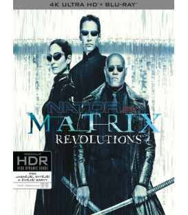 Matrix Revolutions (The Matrix Revolutions) 3BD (UHD+BD+bonus disk)
