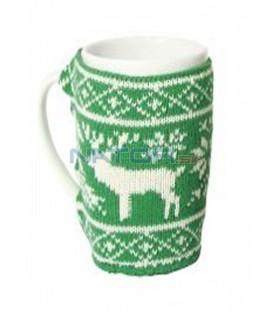 Hrnek - Vánoční svetr 330 ml   (Hrnek - Vánoční svetr)
