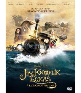 Jim Knoflík, Lukáš a lokomotiva Ema 2018  (Jim Button and Luke the Engine Driver) DVD