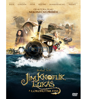 Jim Knoflík, Lukáš a lokomotiva Ema 2018  (Jim Button and Luke the Engine Driver) DVD