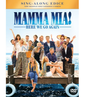 Mamma Mia 2: Here We Go Again! 2018 DVD