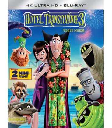 Hotel Transylvánie 3: Příšerózní dovolená 2018 (Hotel Transylvania 3: Summer Vacation) (4K Ultra HD) - UHD Blu-ray + Blu-ray