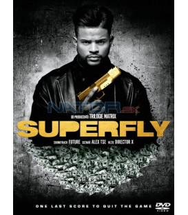 Superfly 2018 DVD