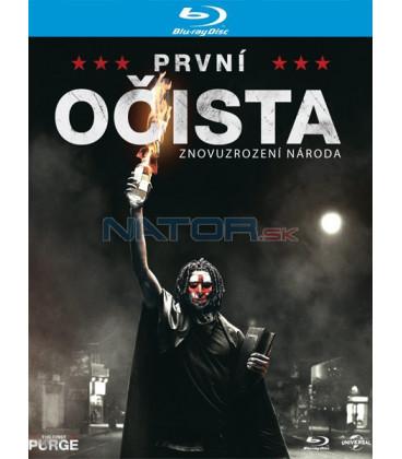 První očista 2018 ( The First Purge) Blu-ray