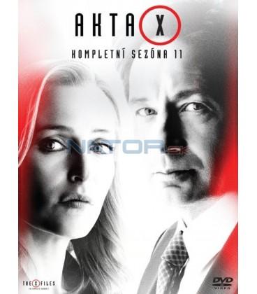Akta X - 11. sezóna 3 DVD