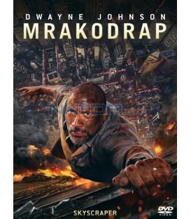 MRAKODRAP 2018 (Skyscraper) DVD (SK OBAL)