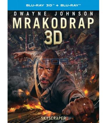 MRAKODRAP 2018 (Skyscraper) Blu-ray 3D + 2D (SK OBAL)