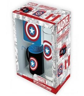 Dárkový set Captain America