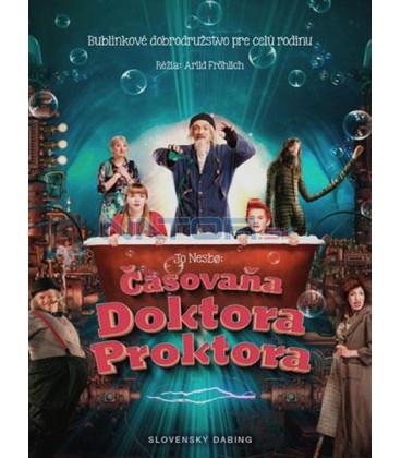Jo Nesbø: Časovaňa Doktora proktora 2015 (Doktor Proktors tidsbadekar) DVD