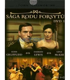 Sága rodu Forsytů - DVD 1 (The Forsyte Saga) DVD