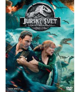 Jurský svet: Zánik ríše 2018 (Jurassic World: Fallen Kingdom) DVD (SK OBAL)