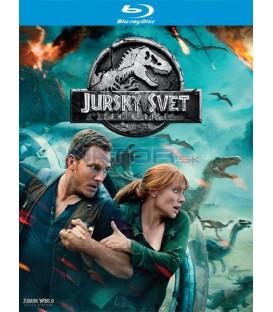 Jurský svet: Zánik ríše 2018 (Jurassic World: Fallen Kingdom) BLU-RAY (SK OBAL)