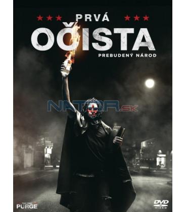 Prvá očista 2018 (The First Purge) DVD (SK OBAL)