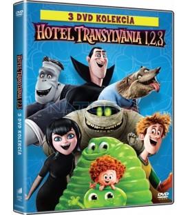 HOTEL TRANSYLVÁNIA 1.-3. Kolekcia (3 DVD) (SK OBAL)