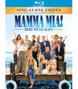 Mamma Mia 2: Here We Go Again! 2018 Blu-ray (SK OBAL)