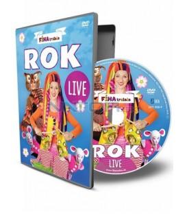 FÍHA tralala ROK LIVE 2018 DVD