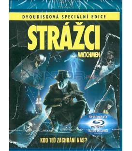Strážci - (Watchmen) 2 x Blu-ray