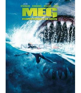 MEG: Monstrum z hlubin 2018 (The Meg) DVD