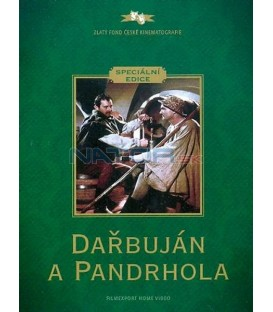 Dařbuján a Pandrhola DVD