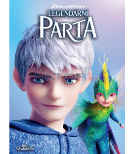 Legendární parta (Rise of the Guardians) Big Face DVD