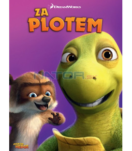 Za plotem (Over the Hedge) Big Face II DVD