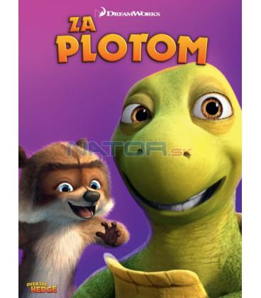 Za plotom (Over the Hedge) Big Face II DVD