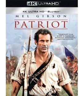 Patriot 2000 (The Patriot) (4K Ultra HD) - UHD Blu-ray + Blu-ray