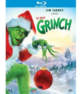 Grinch (2000) Edice 2018 Blu-ray