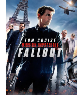 Mission: Impossible 6 - Fallout 2018 DVD