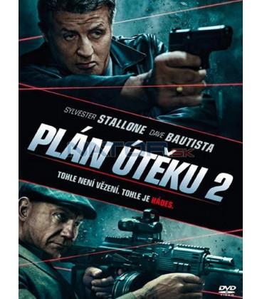 Plán útěku 2 - 2018 (Escape Plan 2: Hade) SYLVESTER STALLONE DVD