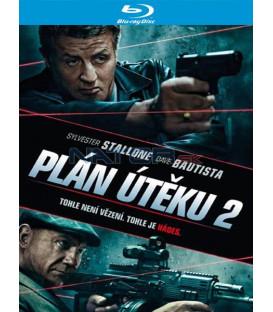 Plán útěku 2 - 2018 (Escape Plan 2: Hade) SYLVESTER STALLONE Blu-ray