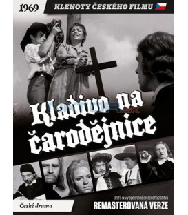 Kladivo na čarodějnice (remasterovaná verze) DVD