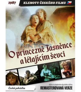 O princezně Jasněnce a létajícím ševci (remasterovaná verze) DVD