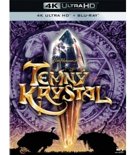 Temný krystal 1982 (The Dark Crysta) (4K Ultra HD) - UHD Blu-ray + Blu-ray