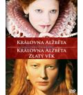 Královna Alžběta / Královna Alžběta: Zlatý věk (kolekce, 2 DVD)
