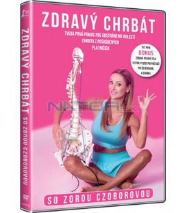 Zora Czoborová - Zdravý chrbát DVD