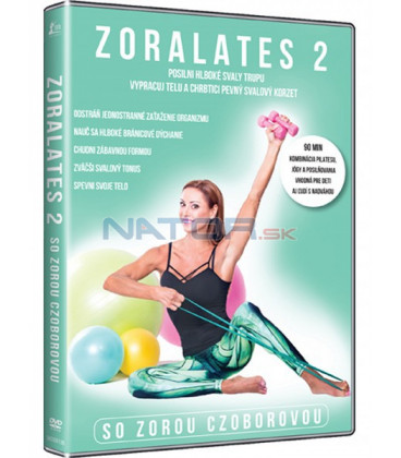 Zora Czoborová - Zoralates DVD