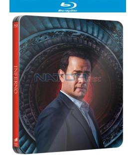 Inferno 2016 Blu-ray STEELBOOK generic (2 disky)