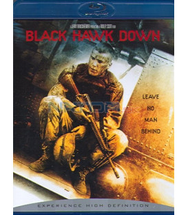 Černý jestřáb sestřelen BLU-RAY (Black Hawk Down)