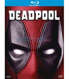 Deadpool 2016 Blu-ray
