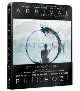 Příchozí (Arrival) Blu-ray STEELBOOK