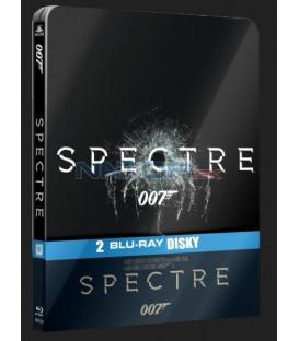 SPECTRE (JAMES BOND 007 - 24) 2x Blu-ray disky STEELBOOK