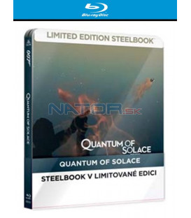 BOND - QUANTUM OF SOLACE - Blu-ray STEELBOOK