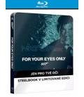 BOND - JEN PRO TVÉ OČI ( For Your Eyes Only) - Blu-ray STEELBOOK