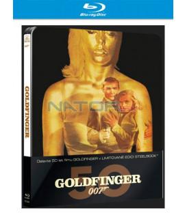 BOND - GOLDFINGER - Blu-ray STEELBOOK