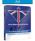 BOND - VE SLUŽBÁCH JEJÍHO VELIČENSTVA (On Her Majestys Secret Service) - Blu-ray STEELBOOK