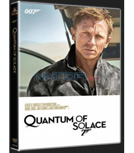 Quantum of Solace-James Bond 007 DVD